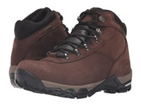Hi Tec Altitude Ox I Waterproof Dark Chocolate Men's Shoes Brown