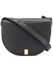 Victoria Beckham Half Moon Bag Black