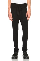 Haider Ackermann Long John In Black