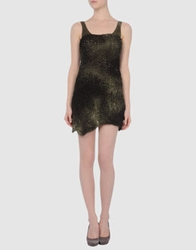 Blayde Short Dresses Military Green