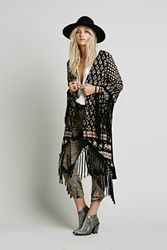 Spell And The Gypsy Collective Royal Tassel Kimono