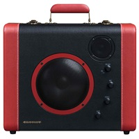 Crosley Soundbomb Bluetooth Speaker Red