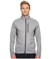 Smartwool Phd R Ultra Light Sport Jacket Light Grey Coat Gray