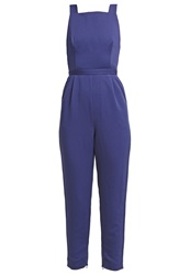 Finders Keepers Young Spirit Jumpsuit Navy Blue