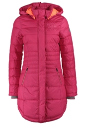 Gaastra Hickley Point Winter Coat Bougainville Pink