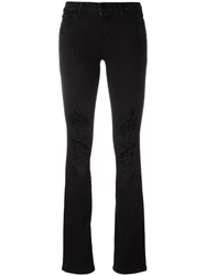 J Brand Betty Jeans Black