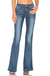 Joe's Jeans The Icon Flare Medium Blue