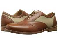 Tommy Bahama Felman Wingtip Whiskey Men's Lace Up Wing Tip Shoes Brown