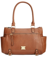 Style And Co. Precious Cargo Satchel