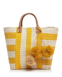 Mar Y Sol Collins Tote Sunflower