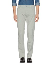 Trussardi Jeans Casual Pants Light Green