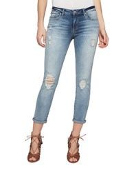 Jessica Simpson Forever Rolled Skinny Jeans Tokion To
