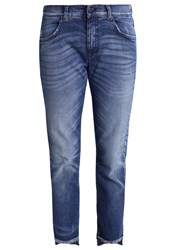 Sisley Pantalone Slim Fit Jeans Denim Blue Denim