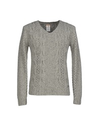 Galliano Sweaters Grey