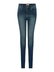 Label Lab Thorn Hw Super Soft Stretch Skinny Jean Denim Dark Indigo
