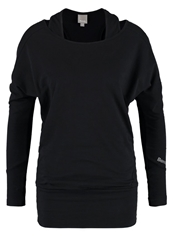 Bench Melancholy Long Sleeved Top Jet Black
