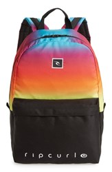 Rip Curl Mood Block Combo Backpack Blue Turquoise