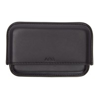 A.P.C. Black Magna Carta Card Holder