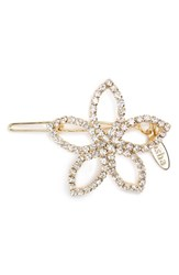 Tasha Crystal Flower Barrette