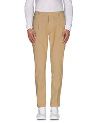 0 Zero Construction Trousers Casual Trousers Men Sand