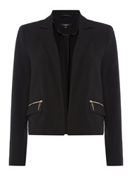 Therapy Marty Boxy Jacket Black