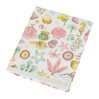 Pip Studio Little Sea Beach Towel Off White