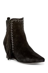 Coconuts By Matisse Sissy Fringe Boot Black