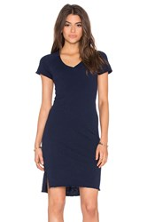 Nation Ltd. Angela Dress Navy