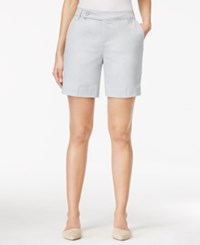 Styleandco. Style And Co. Petite Tummy Control Shorts Only At Macy's