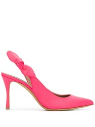 Tabitha Simmons Millie Pumps Pink