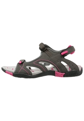 Kamik Playa Walking Sandals Charcoal Grey