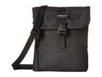 Timbuk2 Prep Crossbody Jet Black Cross Body Handbags
