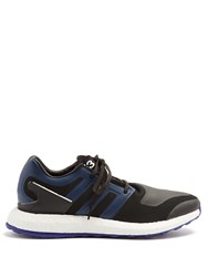Y 3 Pure Boost Low Top Trainers Black Multi