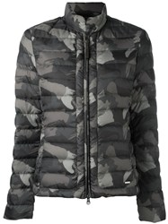 Woolrich Military Padded Jacket Green