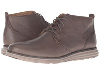 Cole Haan Original Grand Chukka Major Brown Leather Shopping Bag Men's Shoes