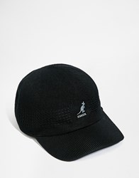 Kangol Tropic Ventair Spacecap Black