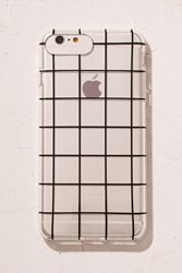 Urban Outfitters Grid On You Iphone 7 Plus 6 Plus Case Clear