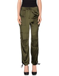 Beayukmui Trousers Casual Trousers Women Military Green