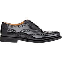 Burwood Wingtip Oxfords Black