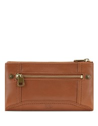 The Sak Tahoe Leather Wallet Cognac