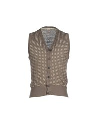 Grp Knitwear Cardigans Men Military Green