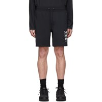 Palm Angels Black Under Armour Edition Shorts