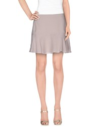 Joseph Skirts Mini Skirts Women Beige