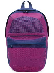 Herschel Supply Co. Front Pocket Backpack Pink Purple