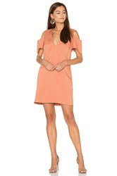 Elliatt Beginning Shift Dress Coral