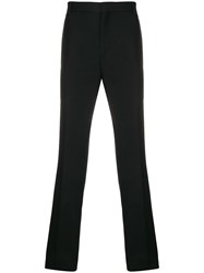 Golden Goose Deluxe Brand Tailored Straight Leg Trousers Black