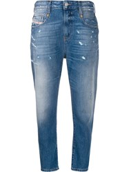Diesel Fayza Boyfriend Fit Denim Jeans 60