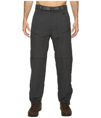 The North Face Paramount Trail Convertible Pants Asphalt Grey Men's Clothing Gray