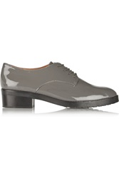 Rebecca Minkoff Phoebe Patent Leather Oxfords