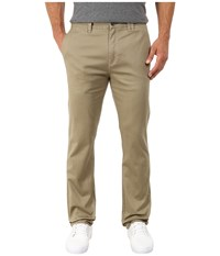 Billabong Outsider Chino Pants Khaki Men's Casual Pants